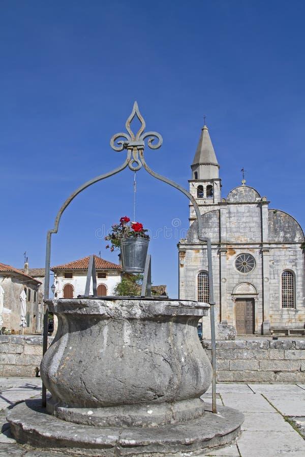 Svetincenat en Istria imagen de archivo libre de regalías