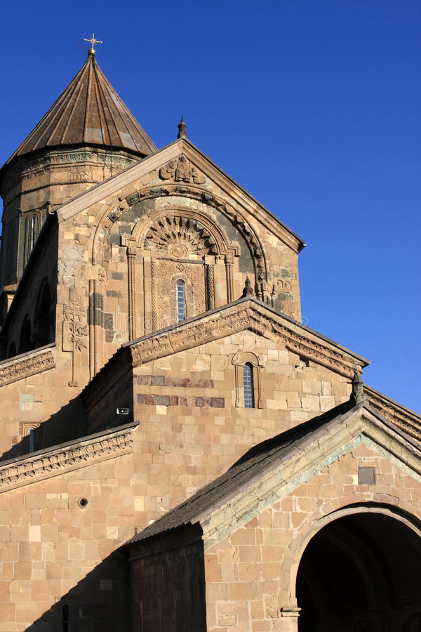 Download Svetitskhoveli Cathedral Royalty Free Stock Images - Image: 12244389