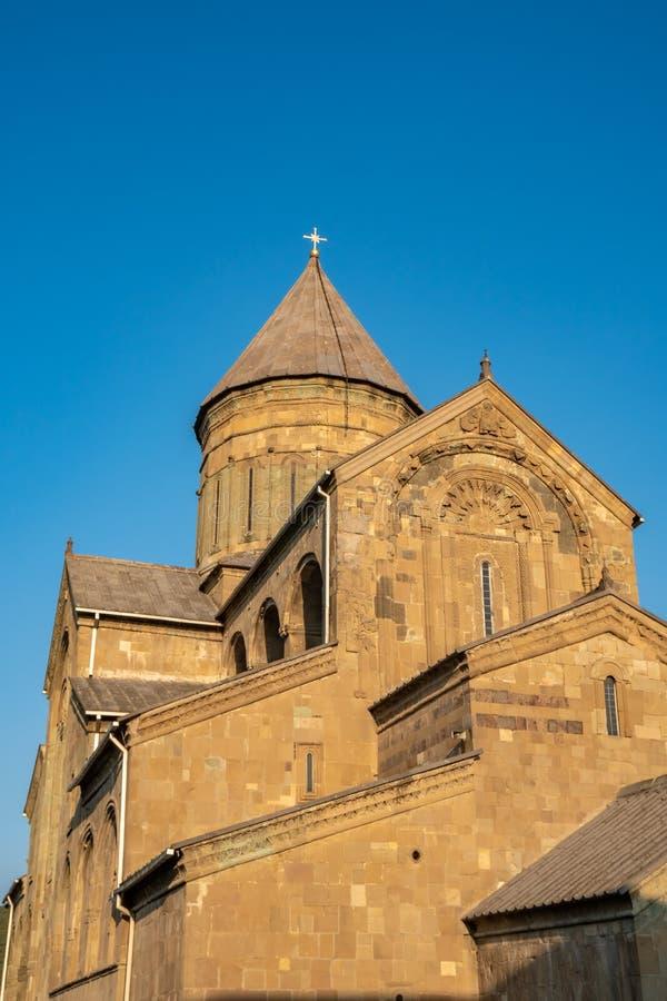 Free Svetitskhoveli Cathedral UNESCO World Heritage Site In Mtskheta, Georgia Royalty Free Stock Images - 157529299