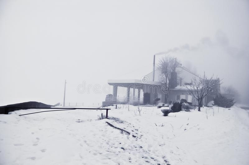 Svetlovodsk, regione di Kirovograd L'Ucraina 7 immagine stock
