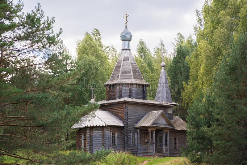 Svetloyar kyrka royaltyfri fotografi