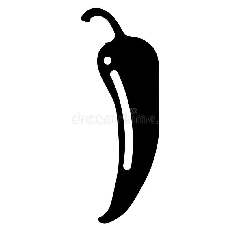 Svg tirado m?o de Crafteroks da pimenta de sino da pimenta de piment?o livre, arquivo livre do svg, eps, dxf, vetor, logotipo, si ilustração stock