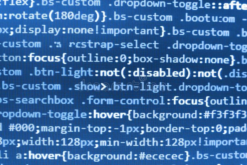 Sviluppo di software di WWW Costruzione mobile di app immagine stock libera da diritti
