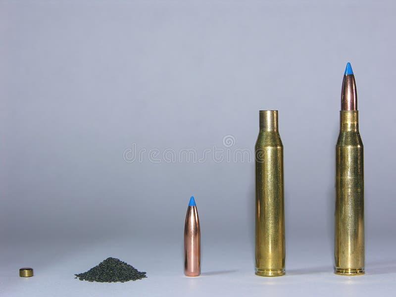 Download Sviluppo Di Un Fucile Rotondo Immagine Stock - Immagine di cartuccia, rotondo: 202831
