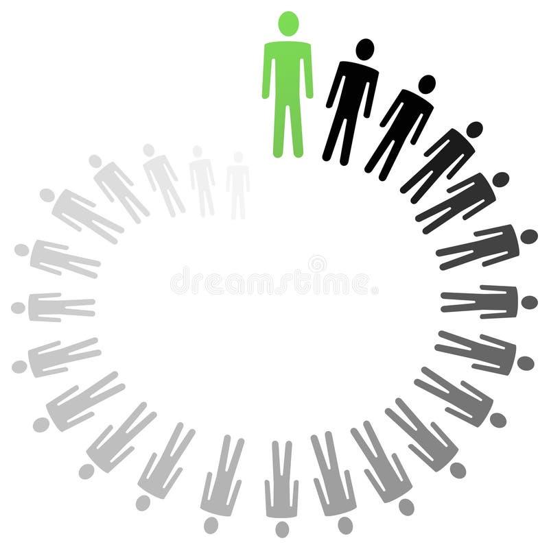 Sviluppo personale royalty illustrazione gratis