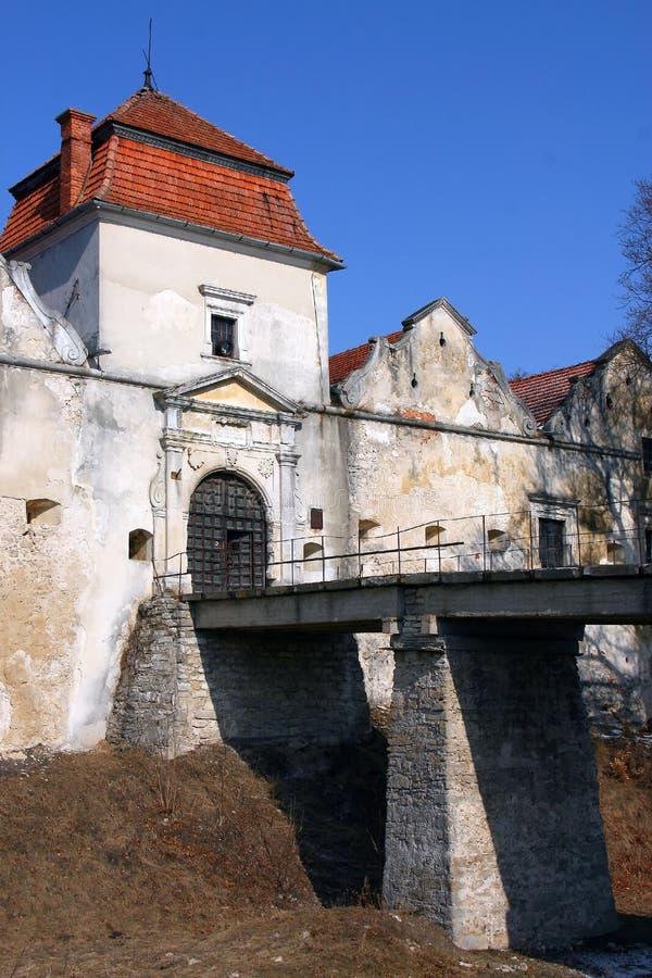 Download Svirz Castle, Ukraine stock image. Image of tourism, medieval - 24188959