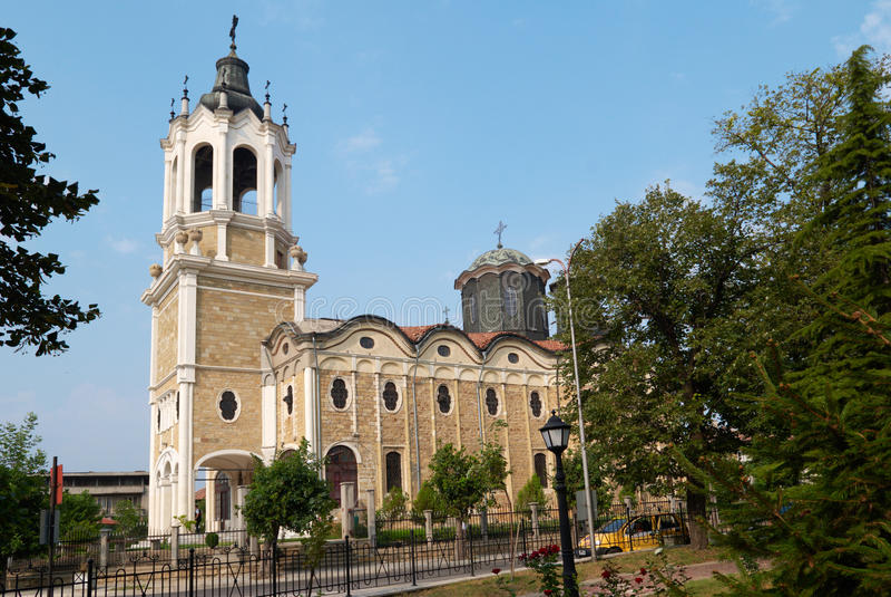 svishtov церков Болгарии стоковое фото rf