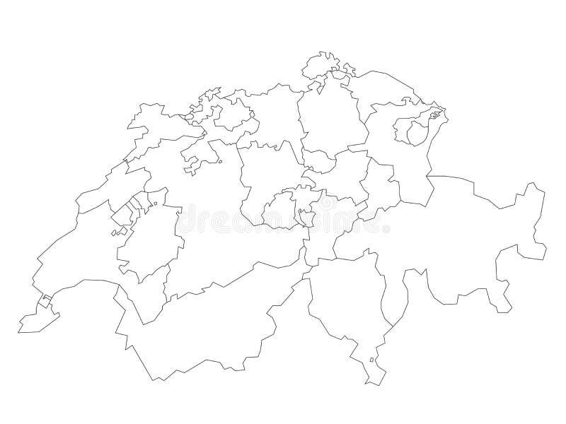 Cartina Svizzera Cantoni Vuota.Cantoni Illustrazioni Vettoriali E Clipart Stock 593 Illustrazioni Stock