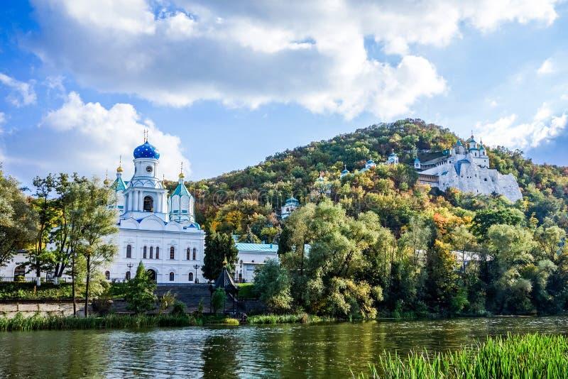 Svyatogorsk_landscape_1 库存照片