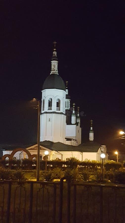Svyatotroitska-Kathedrale lizenzfreies stockfoto
