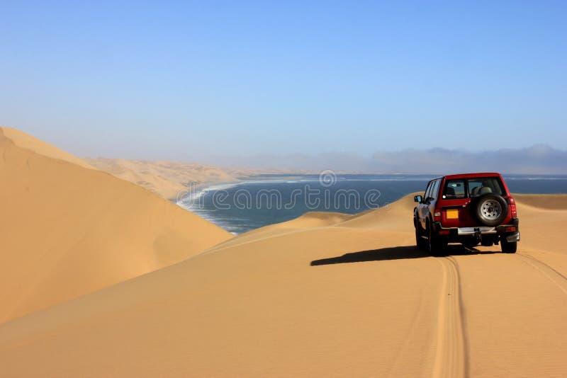 Swakopmund, Namibië stock fotografie
