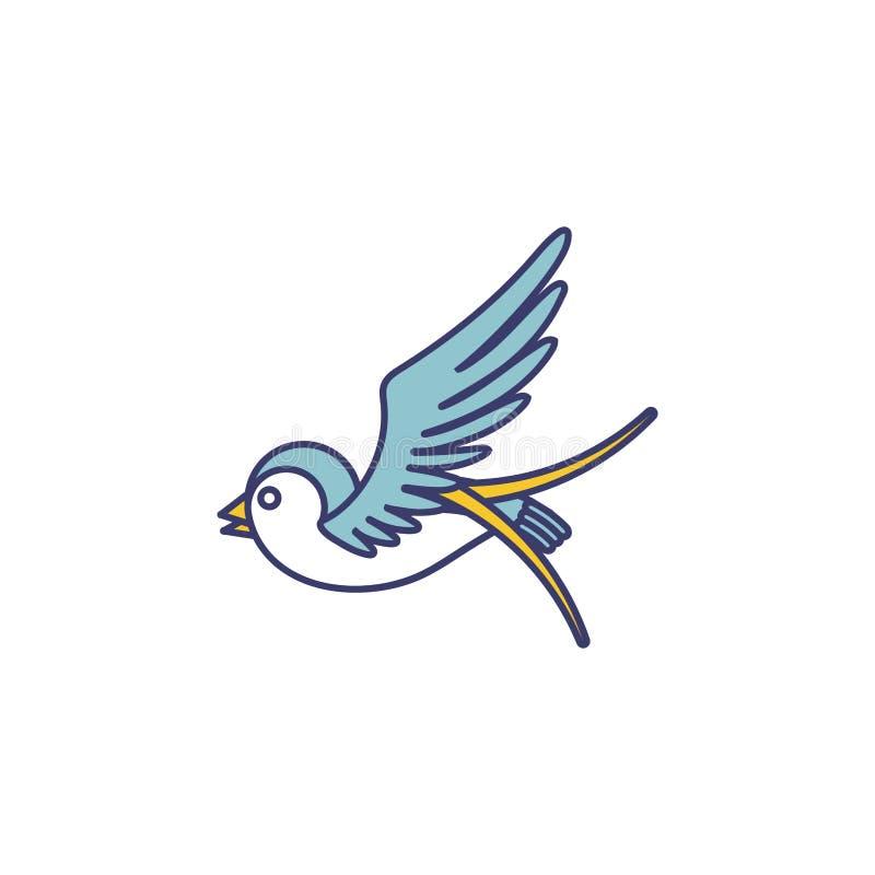 1953ec39fc2f1 Swallow Tattoo Stock Illustrations – 1,350 Swallow Tattoo Stock ...