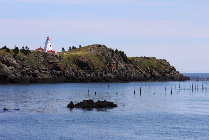 Swallowtail Lighthouse stock image