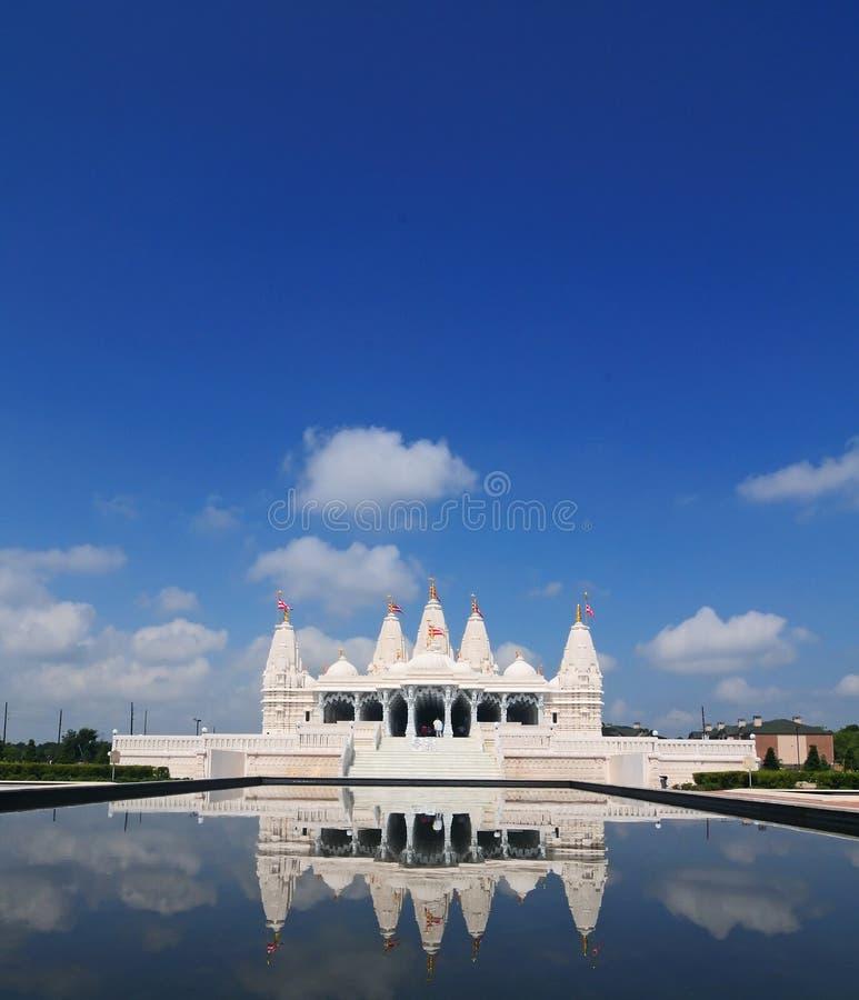 swami narayan świątynia zdjęcia royalty free
