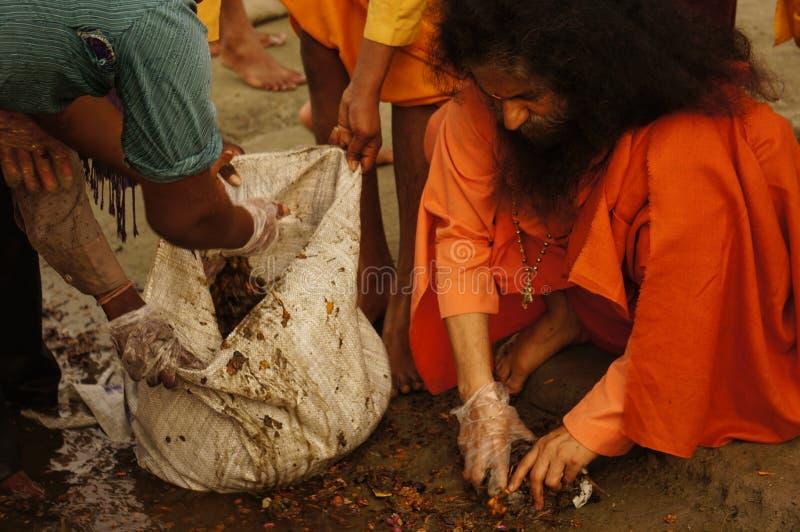 Swamiji image stock