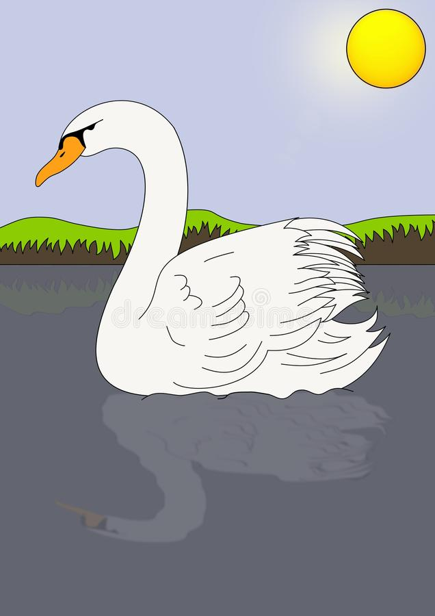 Download Swan Stock Photography - Image: 13738092