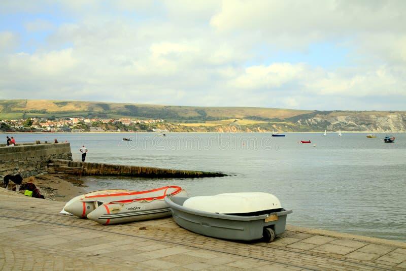 Swanage, Dorset royalty-vrije stock fotografie
