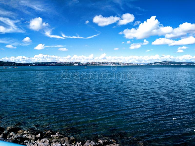 Swansea-Bucht lizenzfreie stockfotos