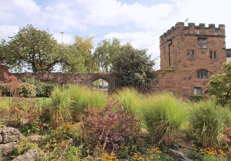 Swanswell-Tor, Coventry stockbilder
