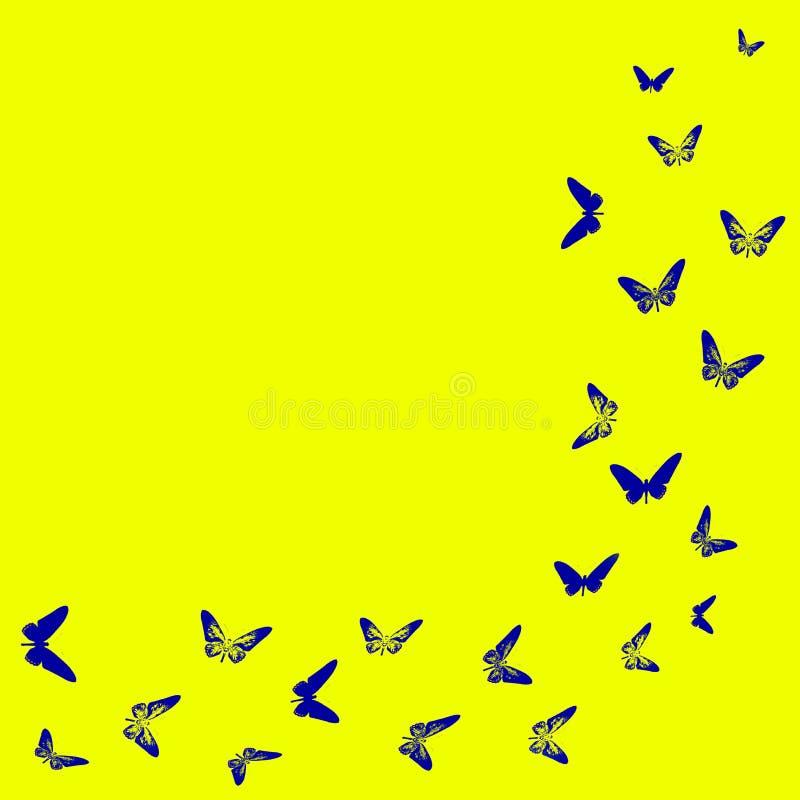 Transparent Purple Butterflies Clipart - Spring Butterfly Clip Art, HD Png  Download - vhv