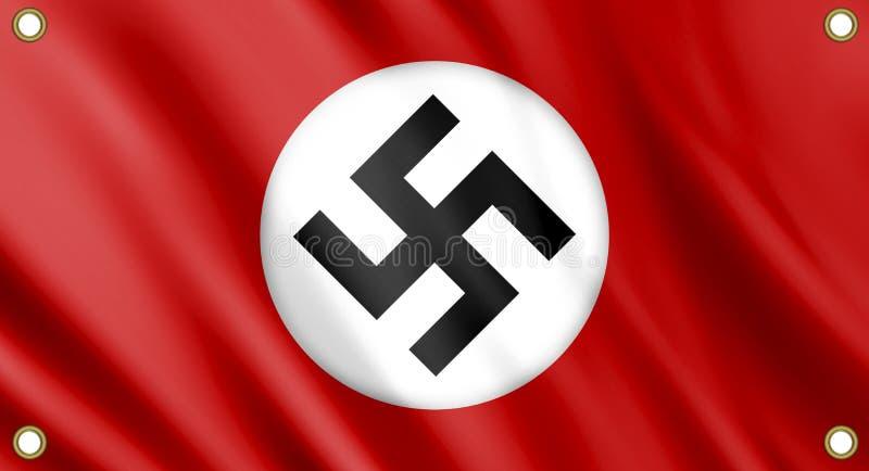 swastika ilustração do vetor