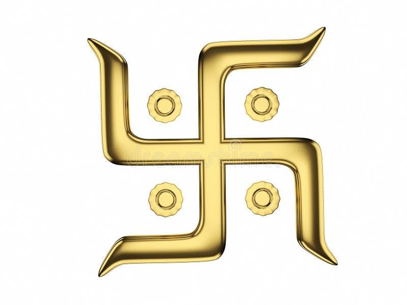 Swastika Stock Illustration Illustration Of Ganesh Blessing 46823742