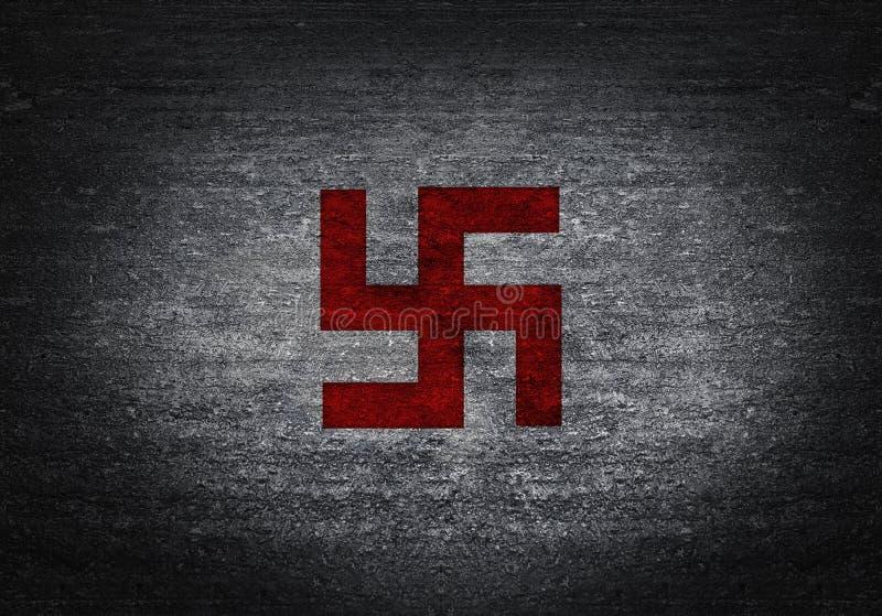 swastyka ilustracja wektor