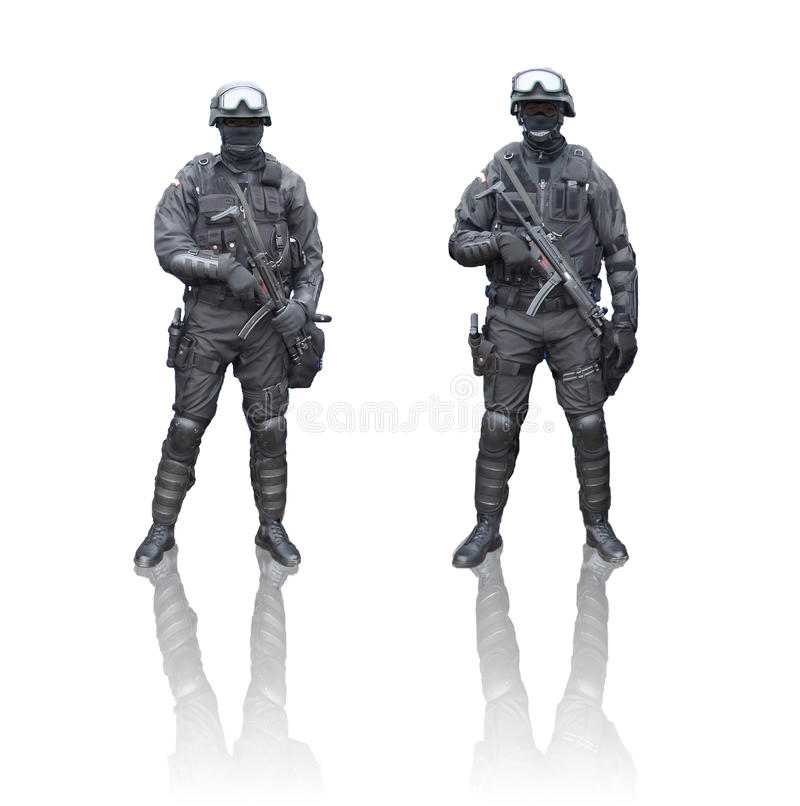 Free SWAT Stock Photo - 14057530