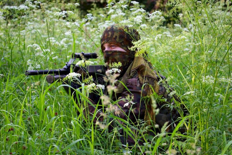SWAT stock image