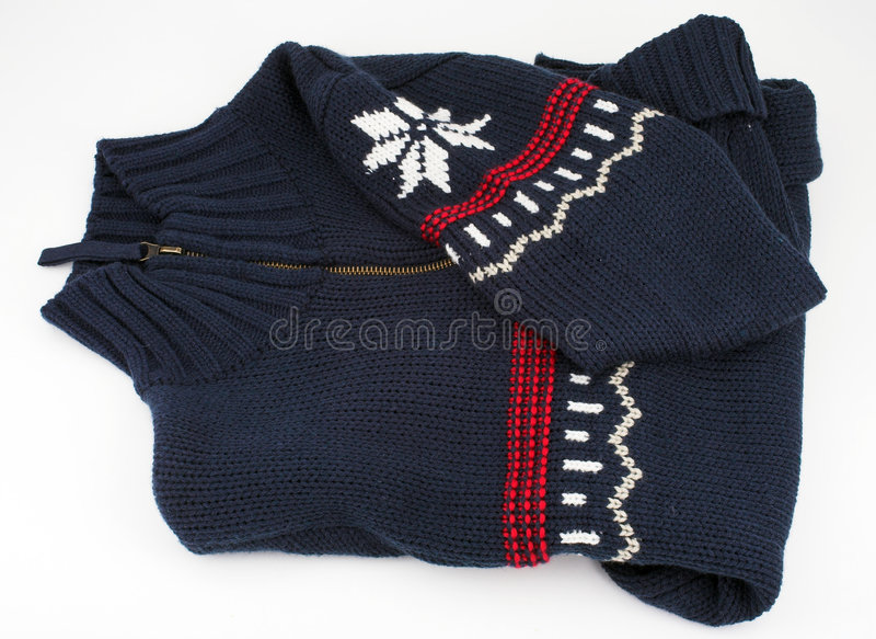 Download Sweater stock image. Image of blue, jumper, jersey, wool - 520895