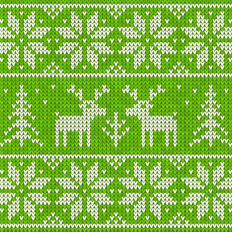 Download Sweater with deer stock vector. Image of background, deer - 27597197