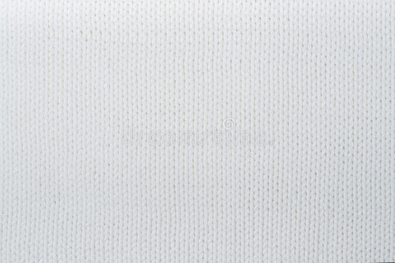 Sweater of sjaalstoffentextuur het grote breien De gebreide achtergrond van Jersey met een hulppatroon De machine van de wolhand stock fotografie