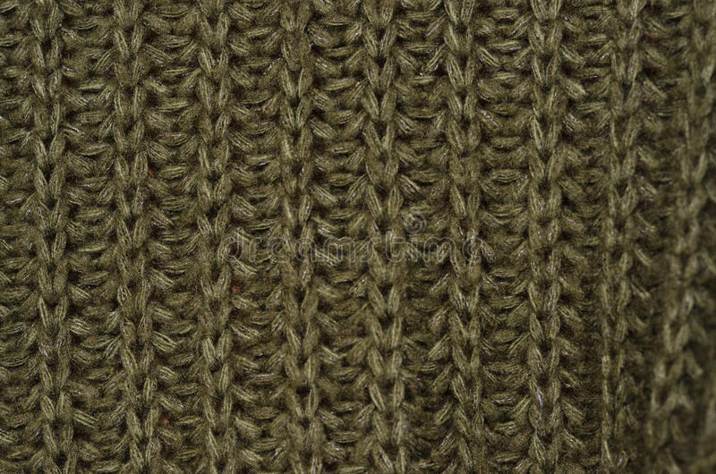 Sweater structure detail royalty free stock images