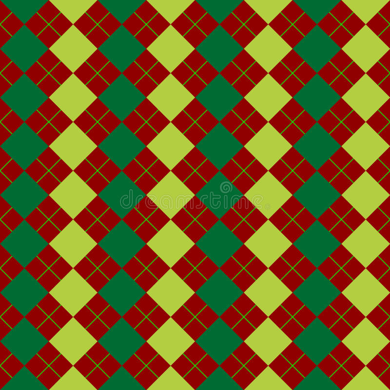 Download Sweater Texture Mixed Green And Red Stock Vector - Image: 12144094