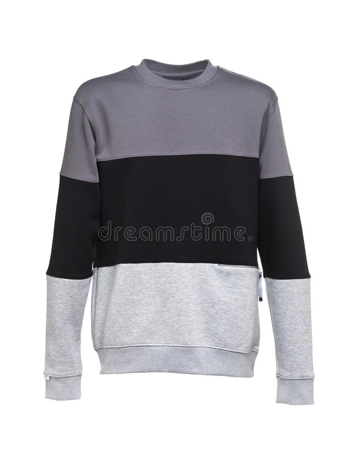 Download Sweater Tricolor stock photo. Image of shop, fashionable - 15362398