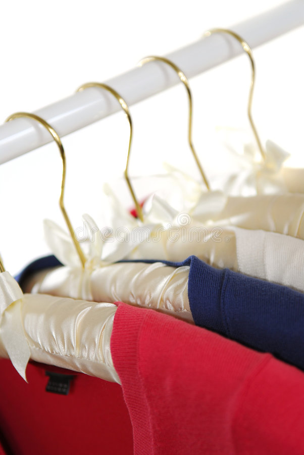 Sweaters royalty-vrije stock fotografie