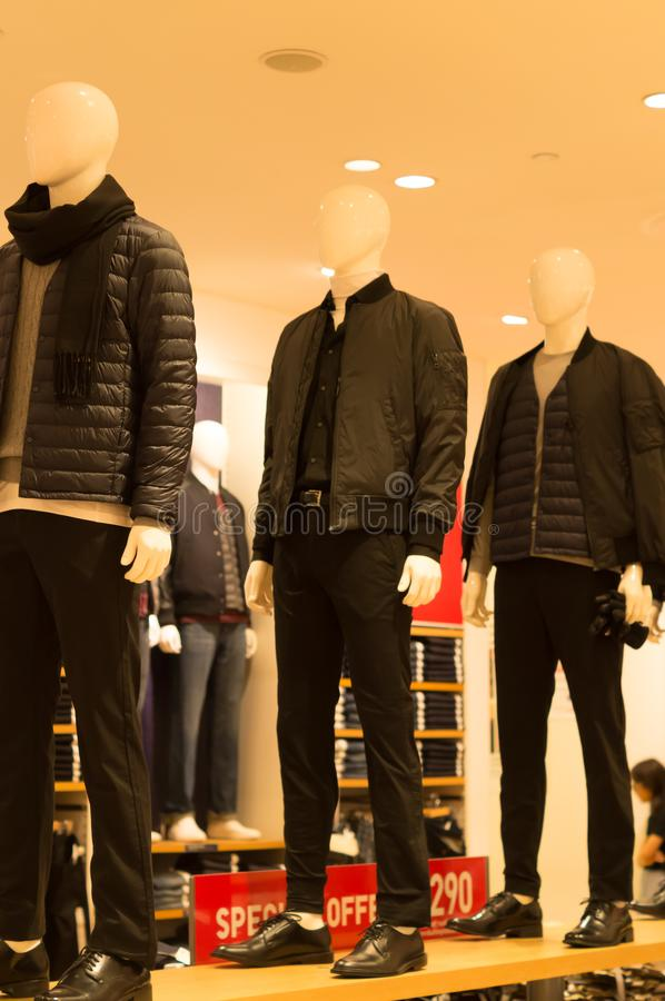 Sweaters And Trousers For Winter Season Stock Photo , Image