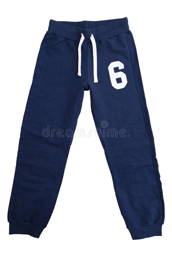 Sweatpants Royalty Free Stock Images