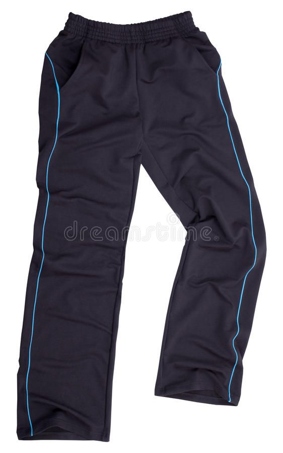 Sweatpants Royalty Free Stock Image