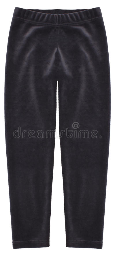 Download Sweatpants isolated stock image. Image of code, object - 29306985