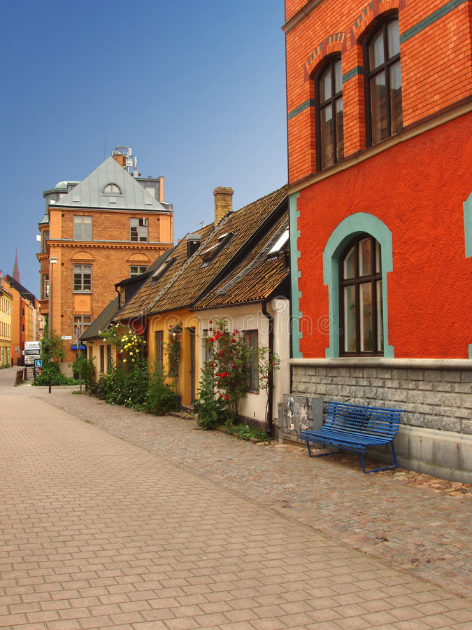 Sweden, Malmo royalty free stock photography