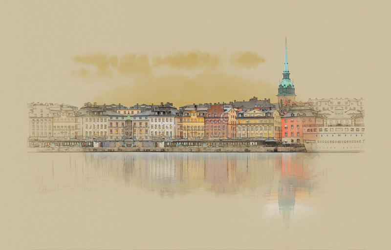 Sweden, Stockholm stock photos