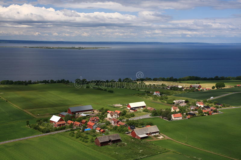 Download Swedish Countryside Royalty Free Stock Photo - Image: 12764125