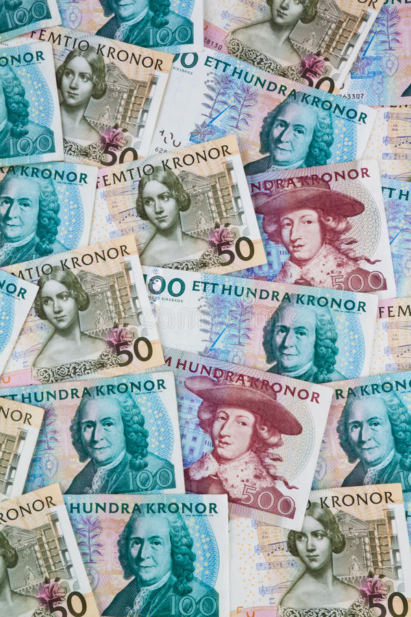 Download Swedish Crowns. Swedish Currency Stock Image - Image: 17415387