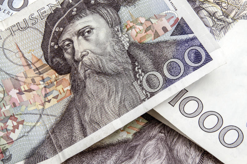 Download Swedish Currency -1000 Kronor Royalty Free Stock Photography - Image: 28397867