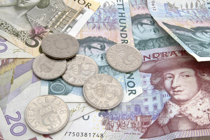Download Swedish currency stock image. Image of paying, cash, money - 22737955