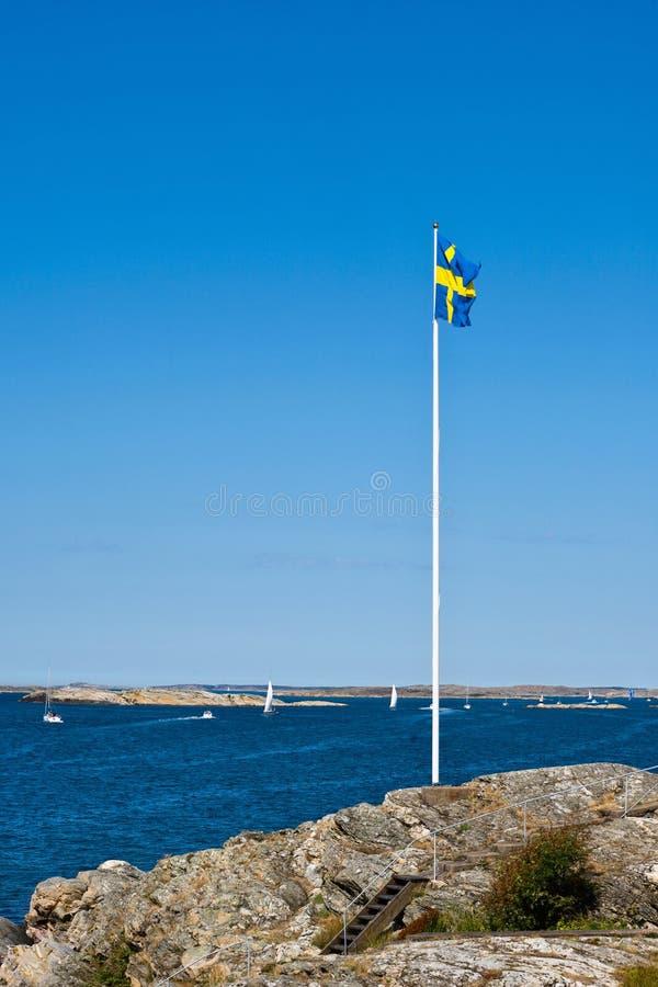 Download Swedish Flag Royalty Free Stock Images - Image: 12556489