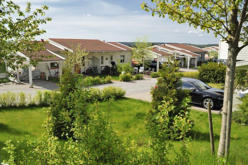 Download Swedish house stock image. Image of real, scandinavian - 25244059