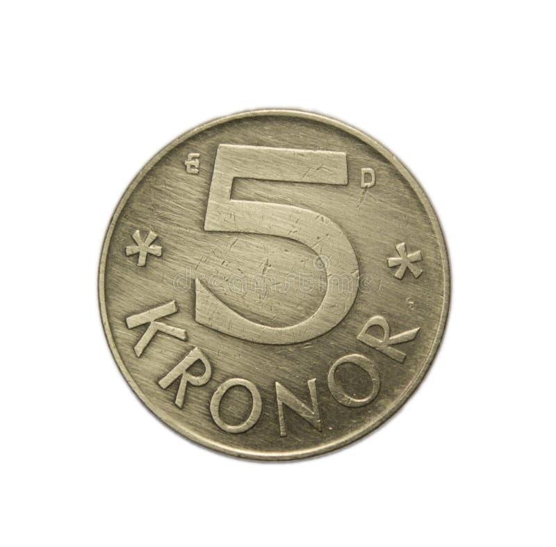 Swedish Kronor Stock Photography