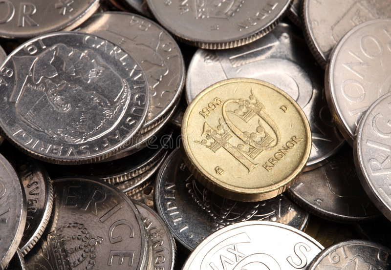 Download Swedish Money Stock Image - Image: 4739221